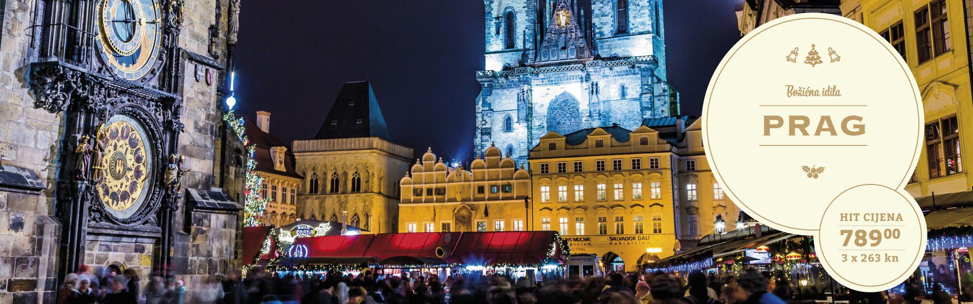ADVENT U PRAGU 2021. IZ OSIJEKA I ZAGREBA